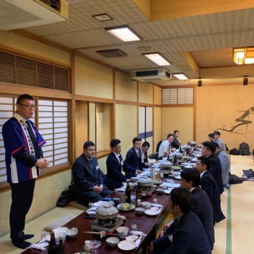 埼玉県西部地区商工団体青年部交流会